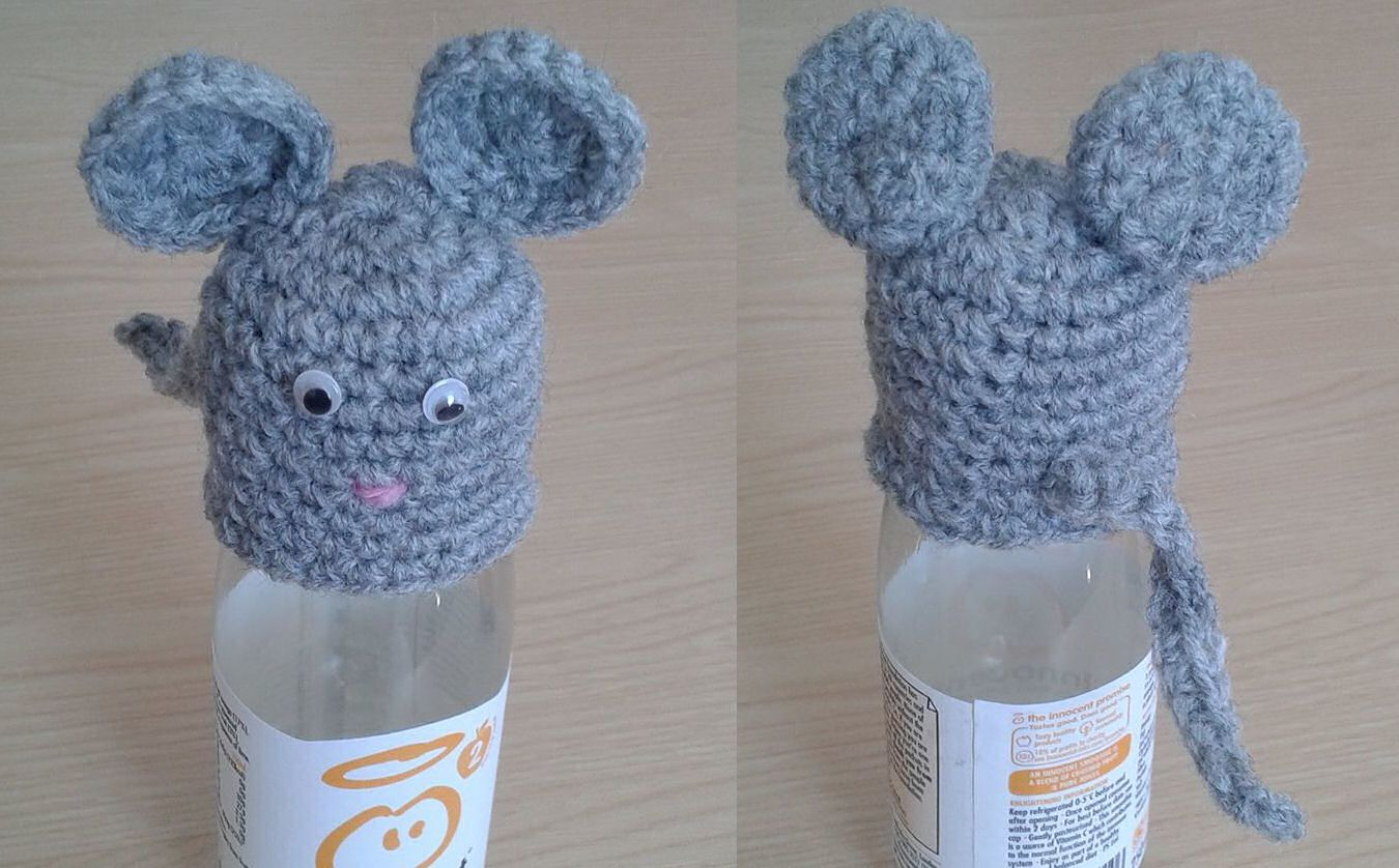 Innocent Smoothies Big Knit Hat Patterns Crochet Mouse ...
