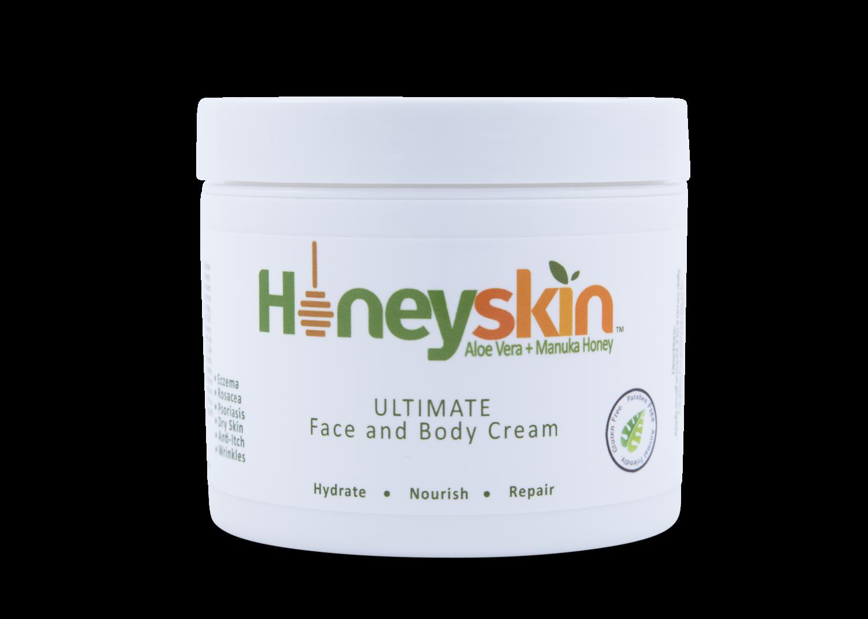Photo of Ultimate Face & Body Cream — Honeyskin Organics®