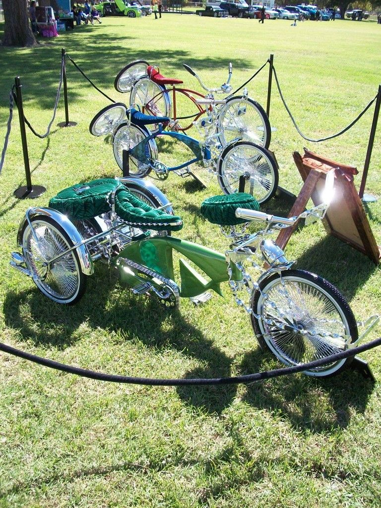 Pin By Felicia Walker On Lowrider Bicycles Trikes Check Out All My Boards Lowrider Bicycle Lowrider Bike Lowriders