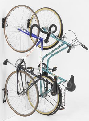 How To Hang Bike On Wall hook 'n' hang bike rack - tusk store - the online store for cycle