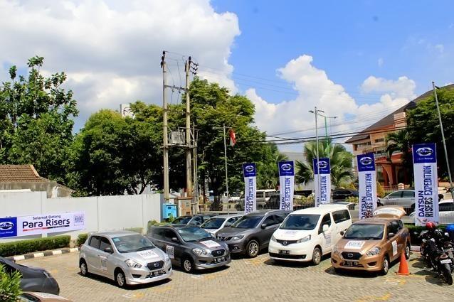 Blusukan dan Blasukan dengan Datsun GO+ Panca di Kalimantan #1 [Otomotif]