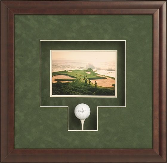 Discover Framing Examples And Ideas For Every Type Of Art Golf Ball Display Case Golf Ball Gift Box Frame Art