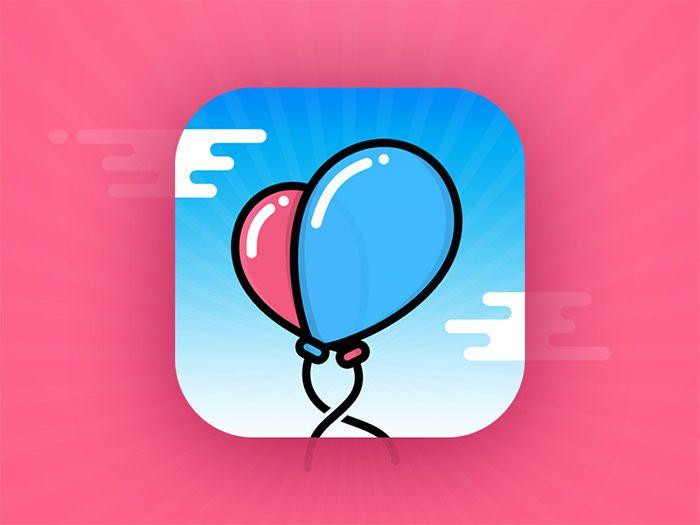 50 App Icon Designs For Your Inspiration | App icon, App icon ...