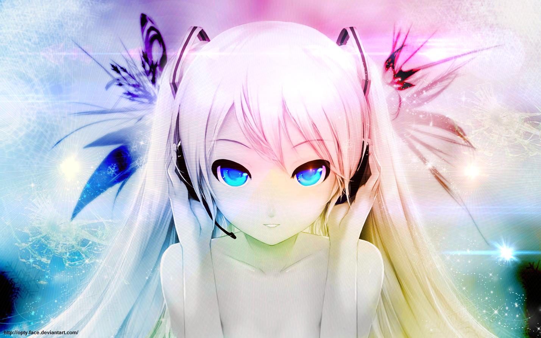 What Kind Of Anime Girl Are You? Beautiful anime girl