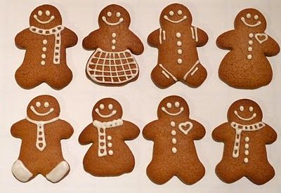 The Cakeland: Gingerbread - Biscoito de Gengibre