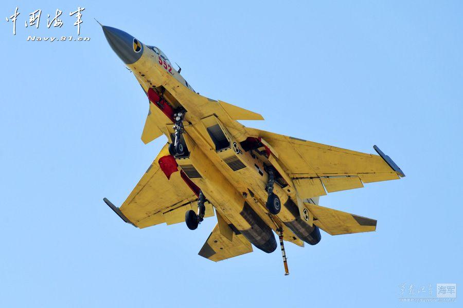 Defense Strategies: J-15 vs Su-33 vs Mig-29K, How Things Have Changed