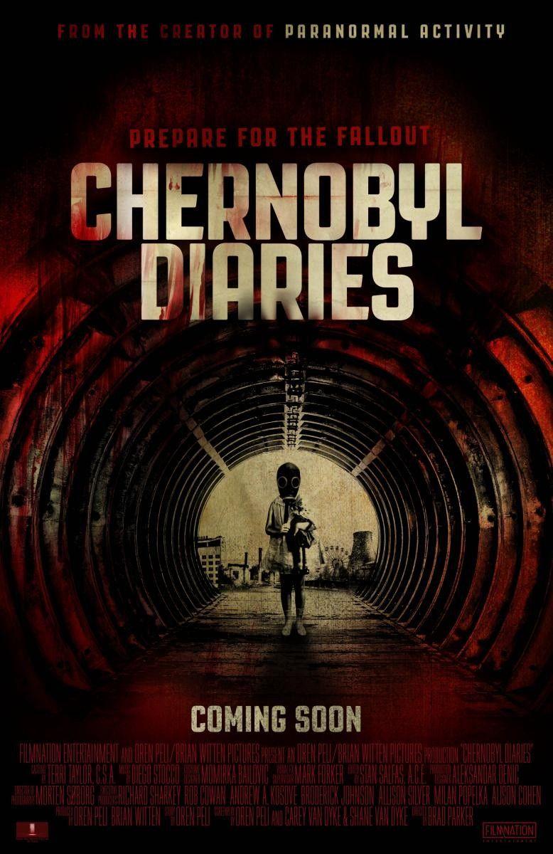 Chernobyl Diaries Atrapados En Chernobil 2012 Peliculas De Terror Terror En Chernobyl Peliculas De Superheroes
