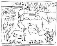 Wetlands Coloring Sheets Yahoo Image Search Results Coloring