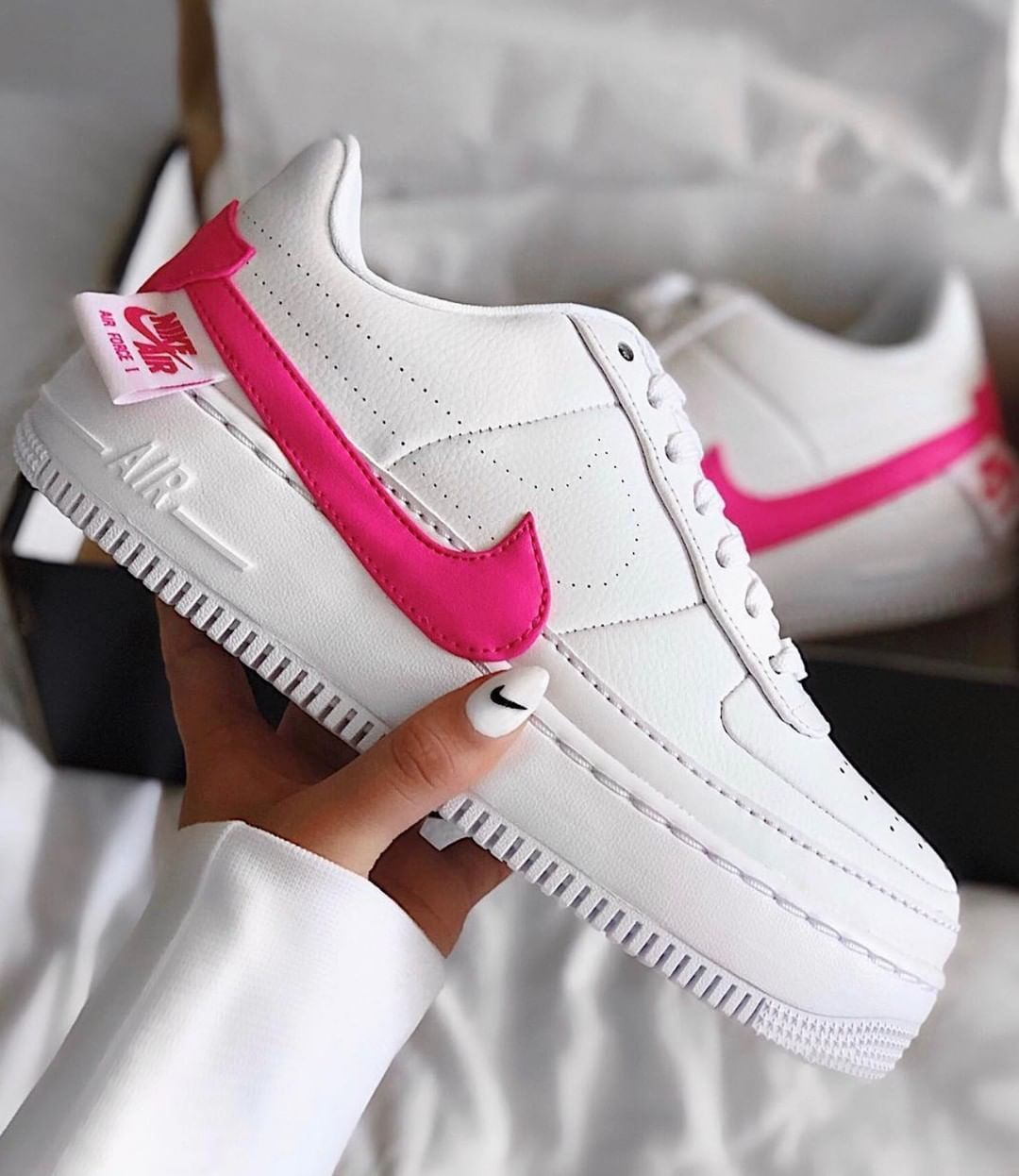 nike wmns air force 1 rosa jester xx