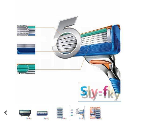 Kazwëh 5 Blade Shaver