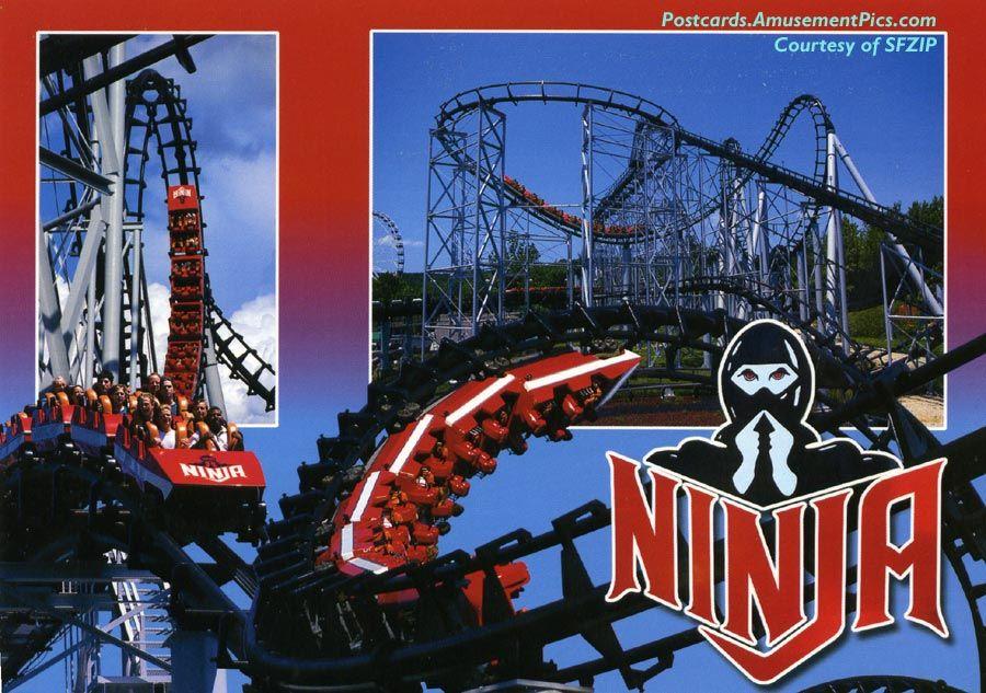 Ninja Six Flags St Louis Google Search Six Flags St Louis Stuff To Do