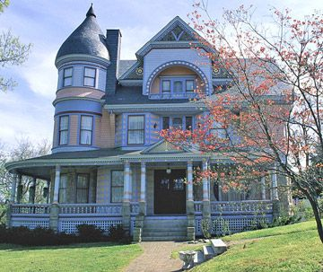 17 Victorian Style Houses With Stunning Decorative Details Victorian Style Homes Victorian Homes Edwardian House