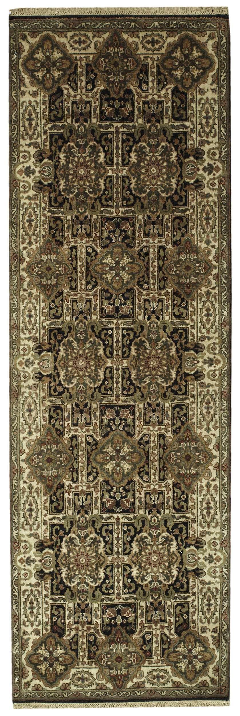 New Contemporary Persian Bakhtiari Area Rug 57995 -