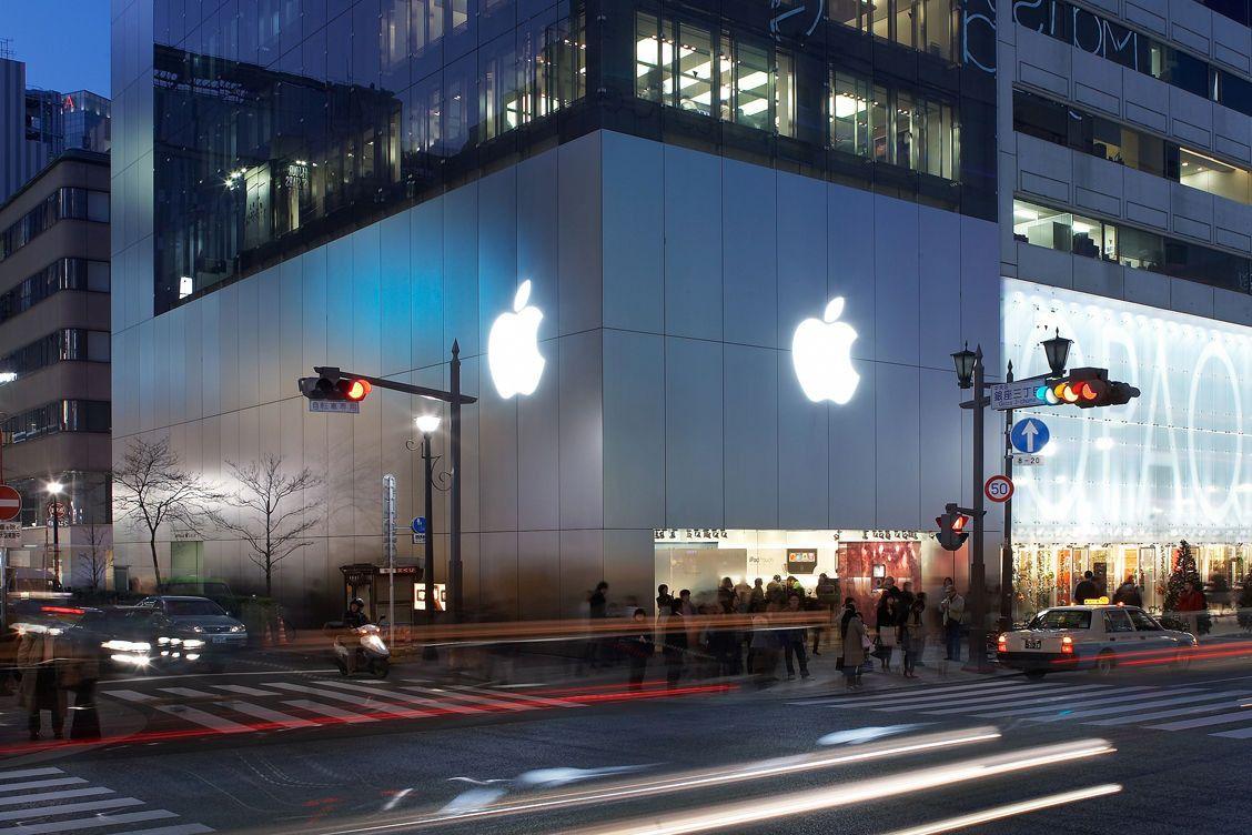 銀座  - Apple Store Japon - iPhone -  www.justiphone.fr