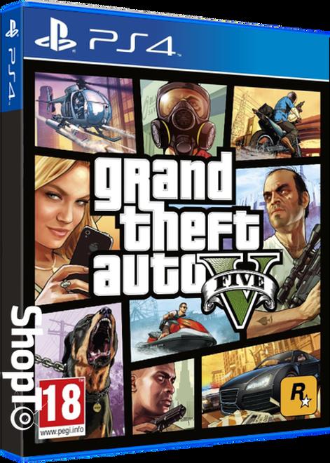 Grand Theft Auto V Gta V Ps4 Rockstar Games Grand Theft Auto Ps4 Games Xbox One Games