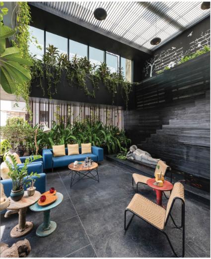 30 Best Office Interiors E Book The Architects Diary Garden Office Modern House Design Office Interior Design