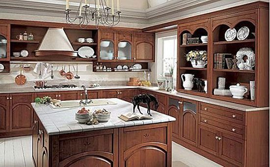 Decoracion de interiores de casas rusticas modernas for Decoracion cocinas modernas