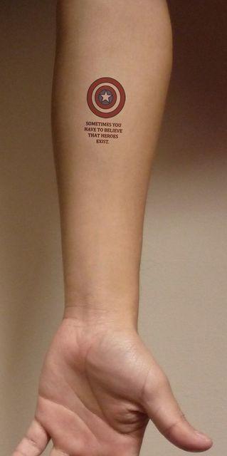 Photo of 37 petites idées de tatouage pour les nerds des Big Avengers