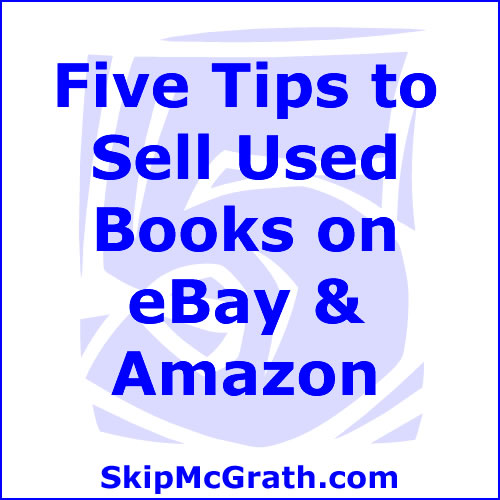 Tips To Sell Used Books On Ebay Amazon Amazon Seller Resources And Tools In 2020 Sell Used Books Used Books Things To Sell