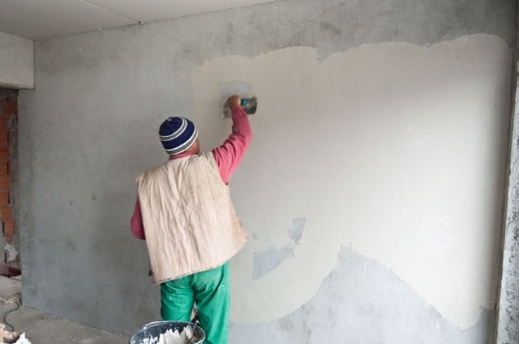 Boston Plastering Have Skilled Plasterers Who Value Finishing Jobs In A Timely And Organized Manner Plaster Walls Diy Drywall Installation Brick Interior Wall