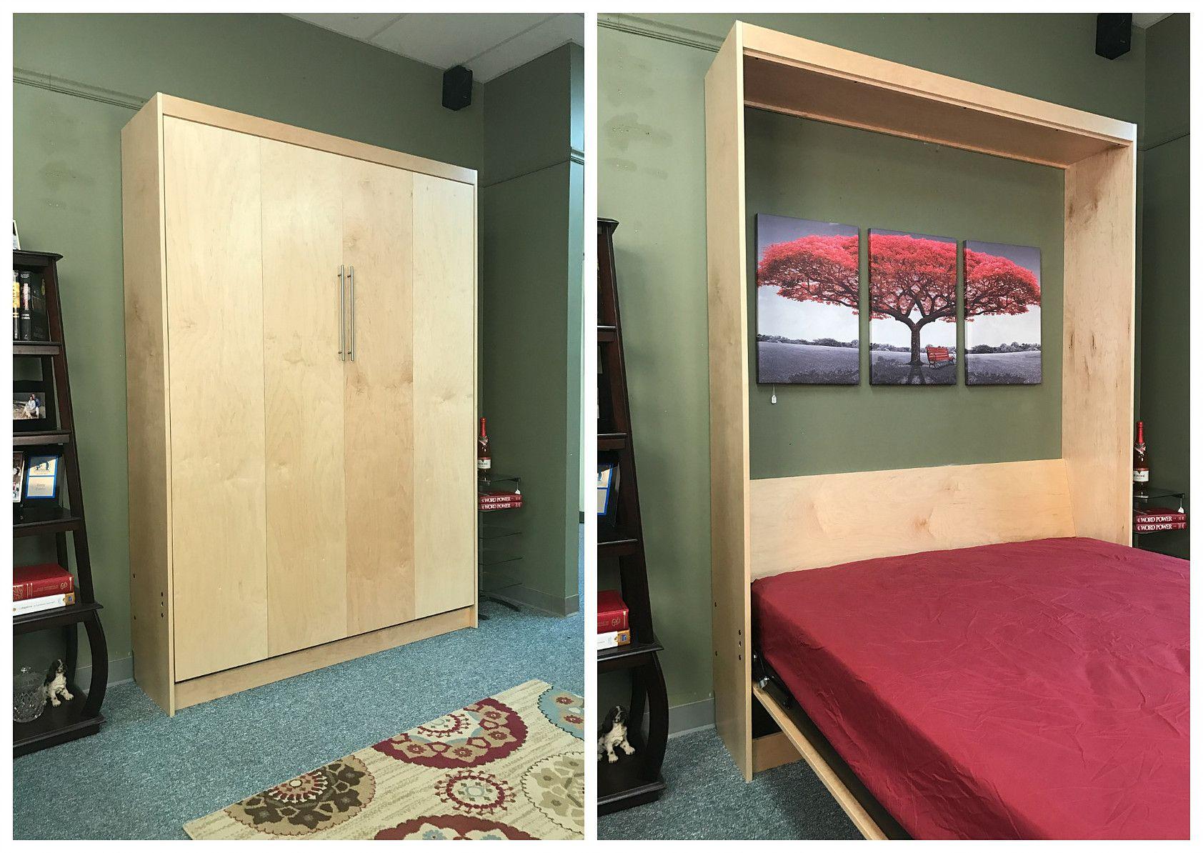 Alpine murphy 1110417 Murphy bed plans, Modern murphy