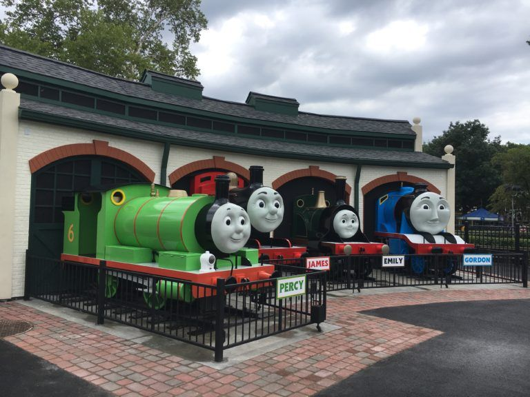 Thomas Town At Kennywood West Mifflin Pa Been There Done That With Kids West Mifflin Towns Places