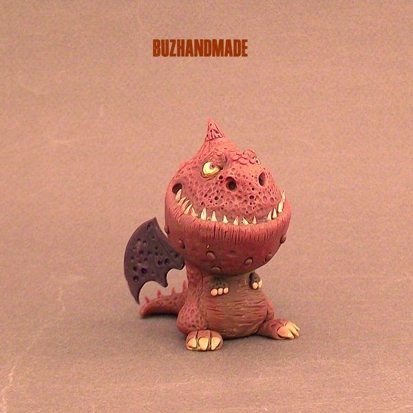 mini dragon 3d number 37 buzhandmade drachen diy und selbermachen und selbermachen. Black Bedroom Furniture Sets. Home Design Ideas
