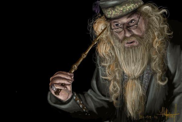 Albus Dumbledore And The Elder Wand Albus Dumbledore Dumbledore Elder Wand