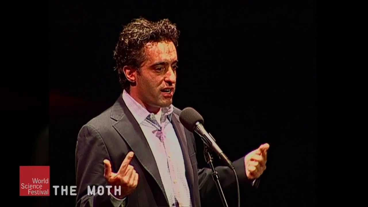 Nathan Englander: Man on the Moon
