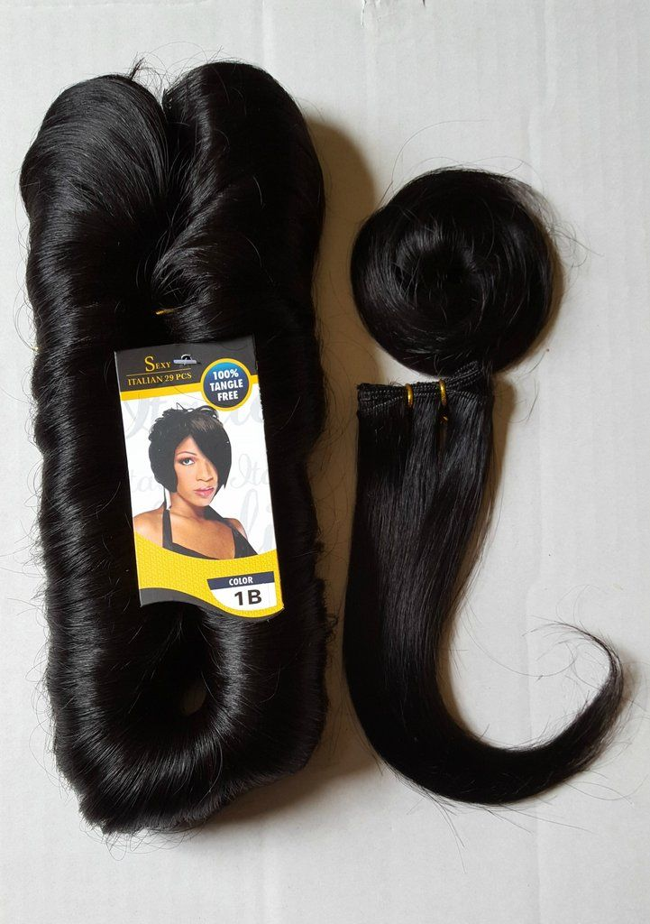 Pin On Short 29 Piece Hair Weaves