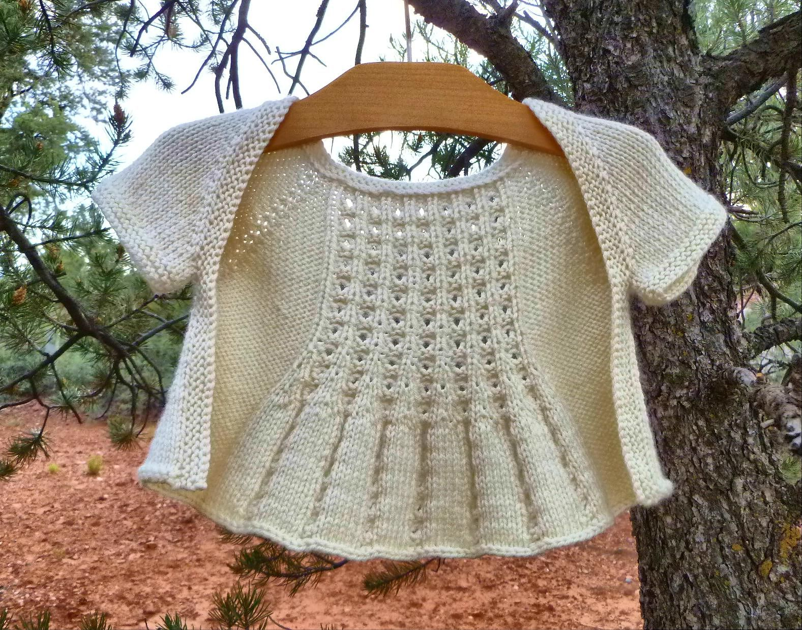 Marian Shrug pattern by Taiga Hilliard Designs | Knitted ...