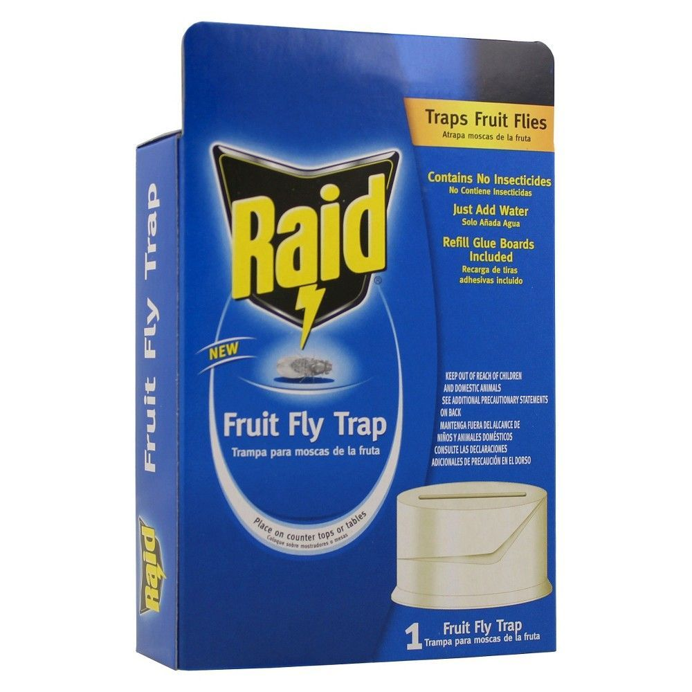 Raid fruit fly trap ct packaging may vary eczema lotions