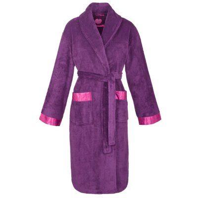 New Cyberjammies Bath Robe Purple Amazon.co.uk Clothing  ca18e99b3