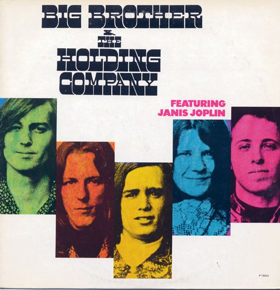 Big Brother & the Holding Company with Janis Joplin