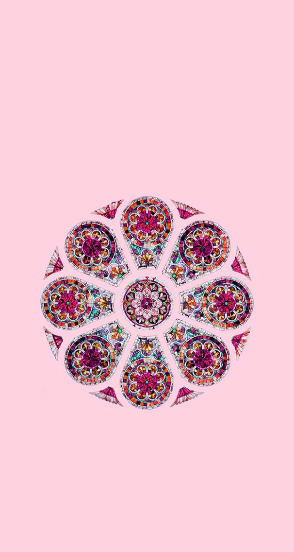 Cute Boho Wallpaper Pink Artwork Iphone 5 Wallpaper Cute