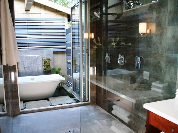 Best Crashed Baths From Bath Crashers Outdoor Bathtub Outdoor