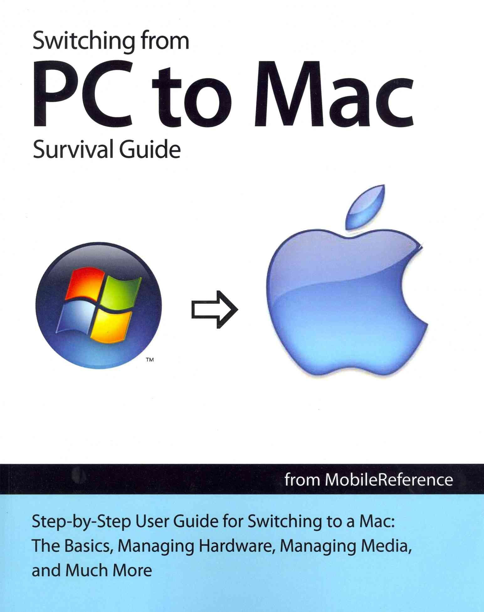 switching from pc to mac survival guide step by step user guide for rh pinterest com Mac Desktop Mac Desktop Computer