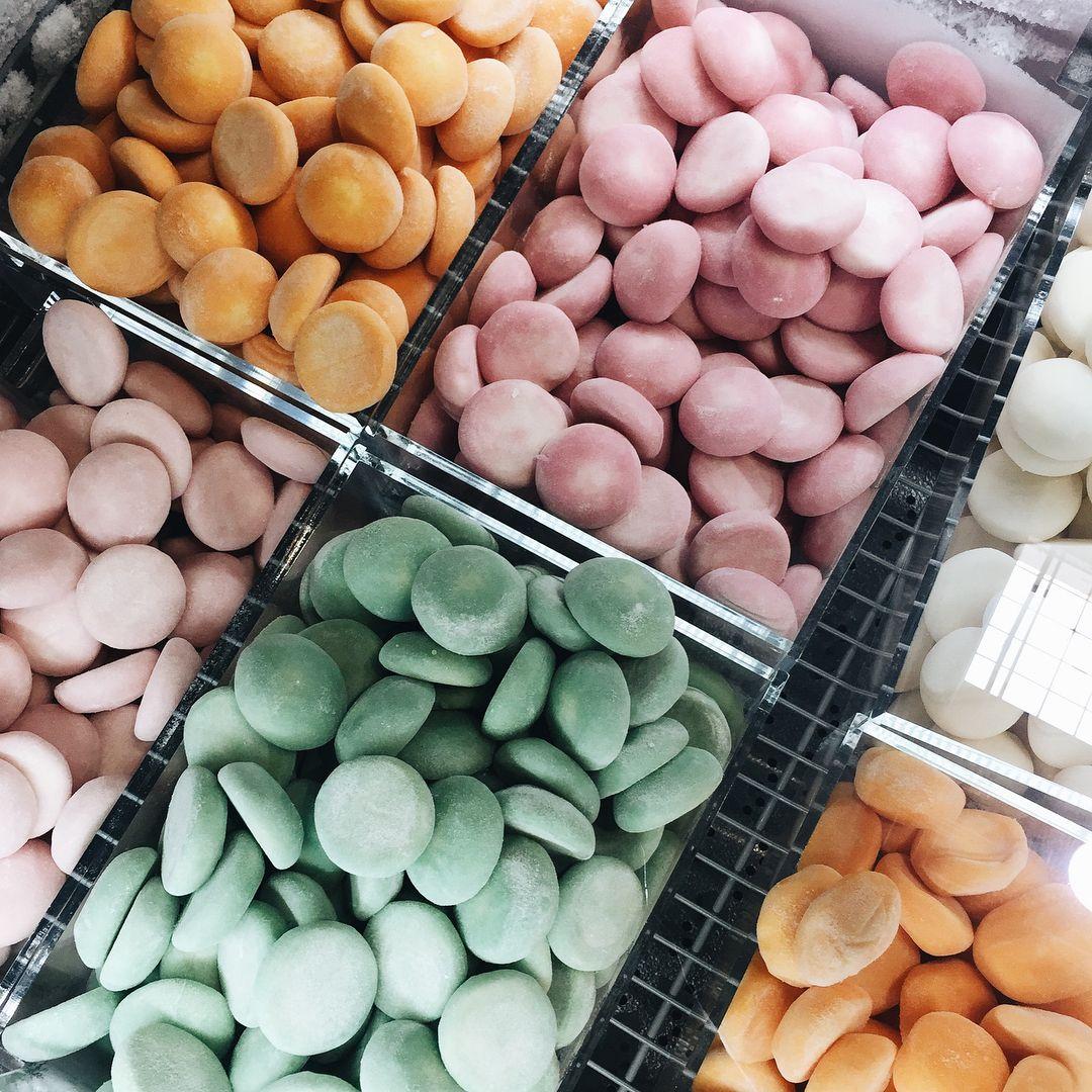 Get The Goods Aesthetic food, Mochi ice cream