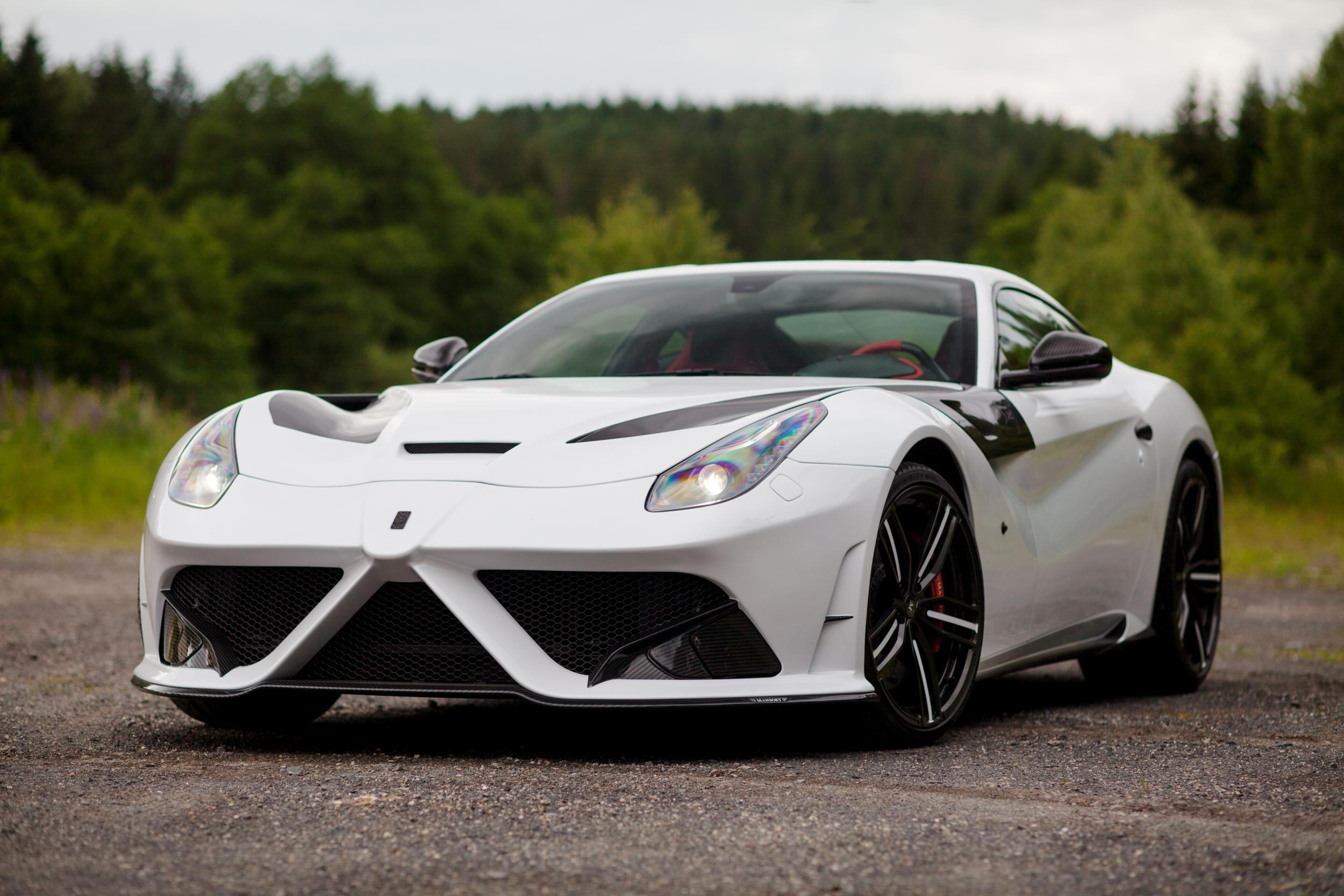 Ferrari STALLONE F12 Ferrari, La auto show, Honda civic