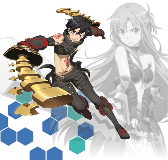 Virtual Worlds Clash in Sword Art Online x  hack Game App