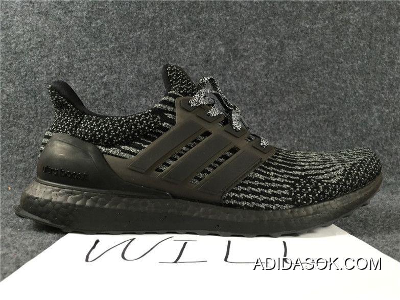 Www Adidasok Com Adidas Ultra Boost Ub 3 0 Triple Black Ba8923