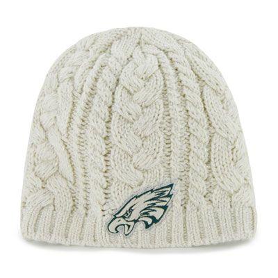 0d26bd4c03a53 Philadelphia Eagles Women s  47 Brand Shawnee Knit Hat