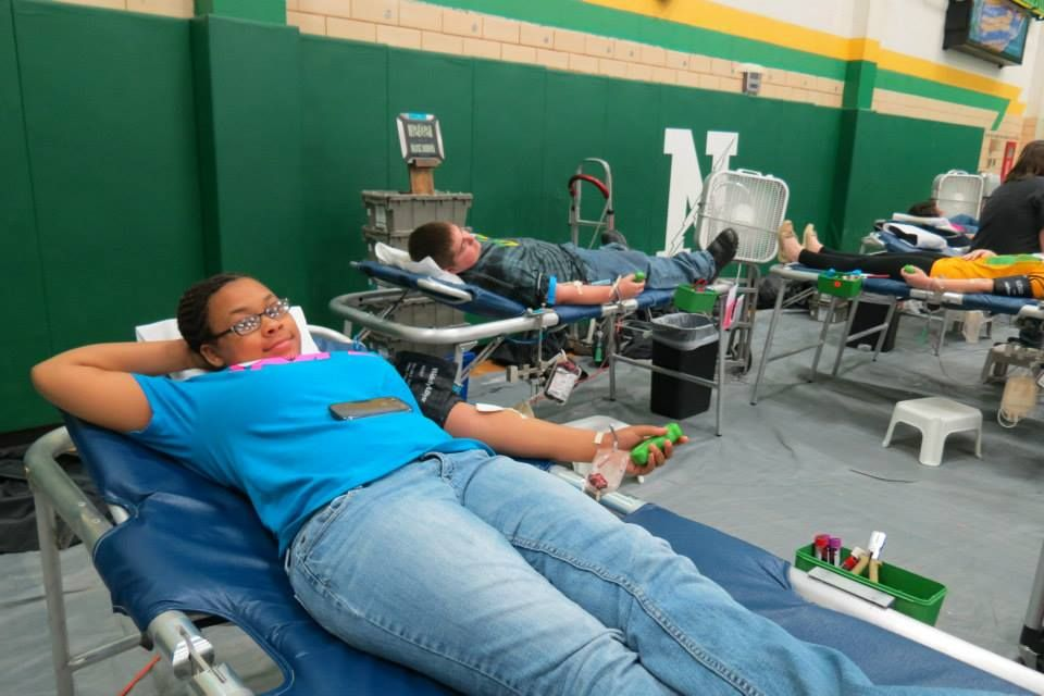 Northmont High School #blooddonor #hero