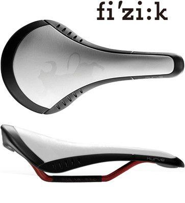2013 Kurve BULL fi'zi:k fizik BEST WHITE bike Saddle