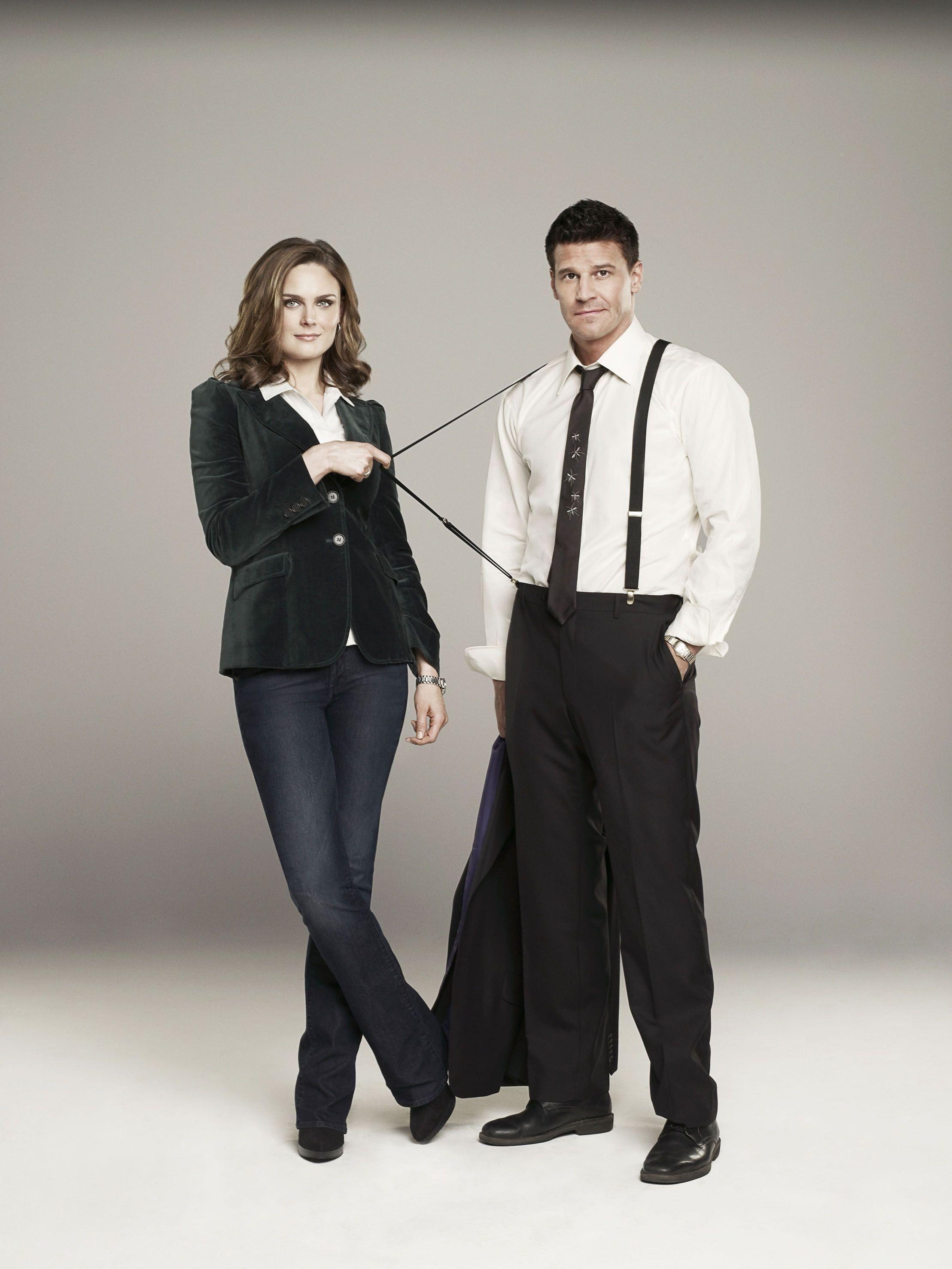 Bones - Season 5 Promo | Bones | Booth, bones, Bones series, Bones