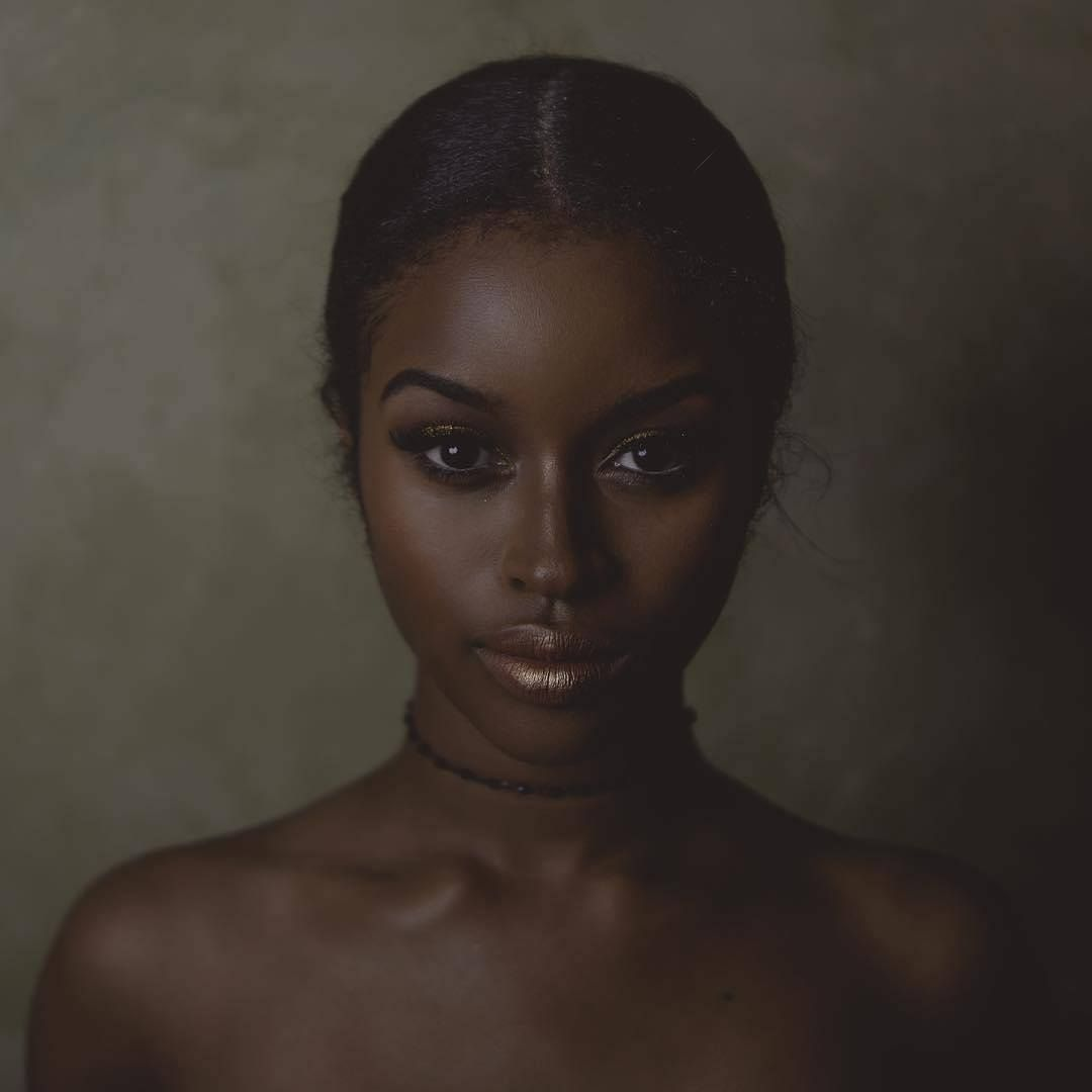 Of course black is beautiful photo u pinteresu