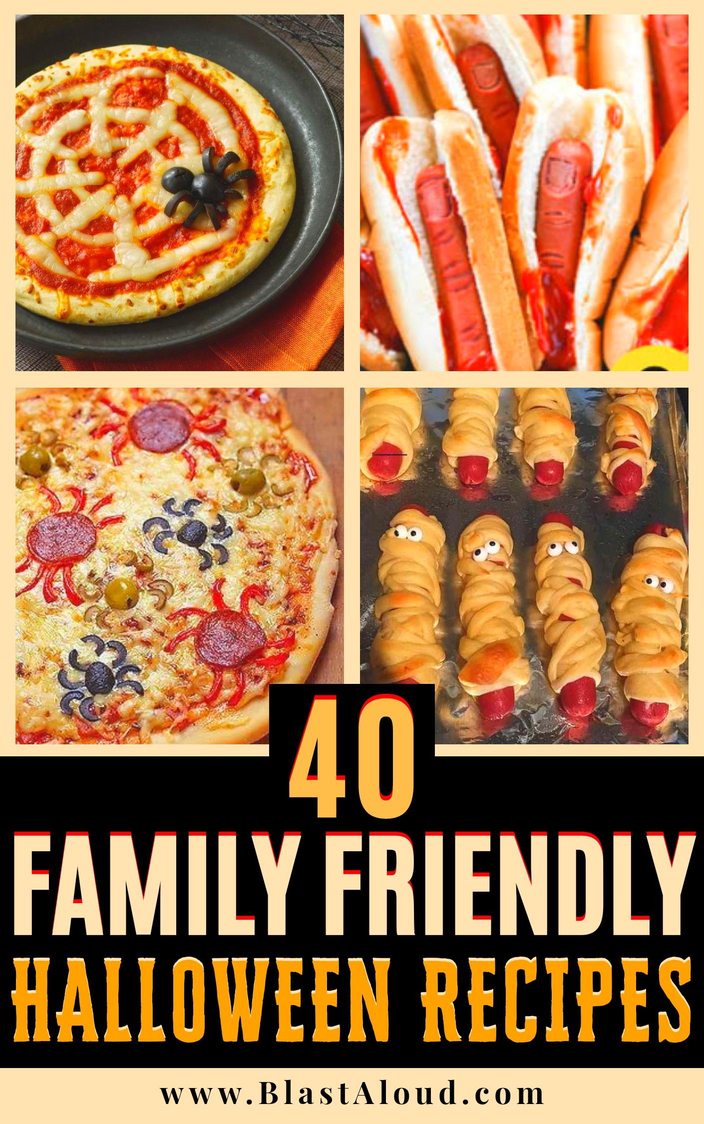 40 Family Friendly Halloween Recipes Fun Holiday Recipes