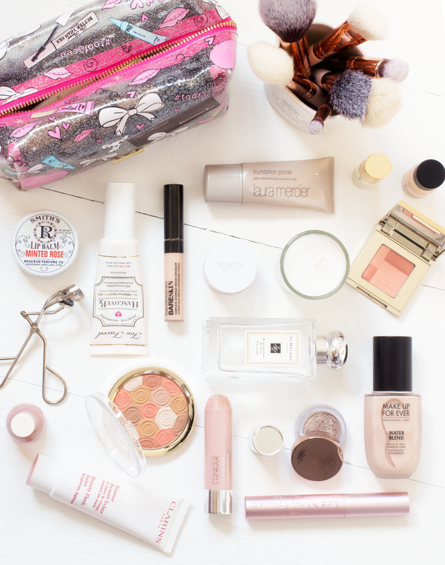 What Makeup Do You Really Need? A Capsule Collection (From