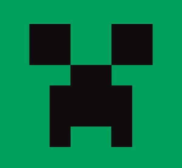 Mine Craft Symbols Creeper Google Search Alex Quilt Pinterest