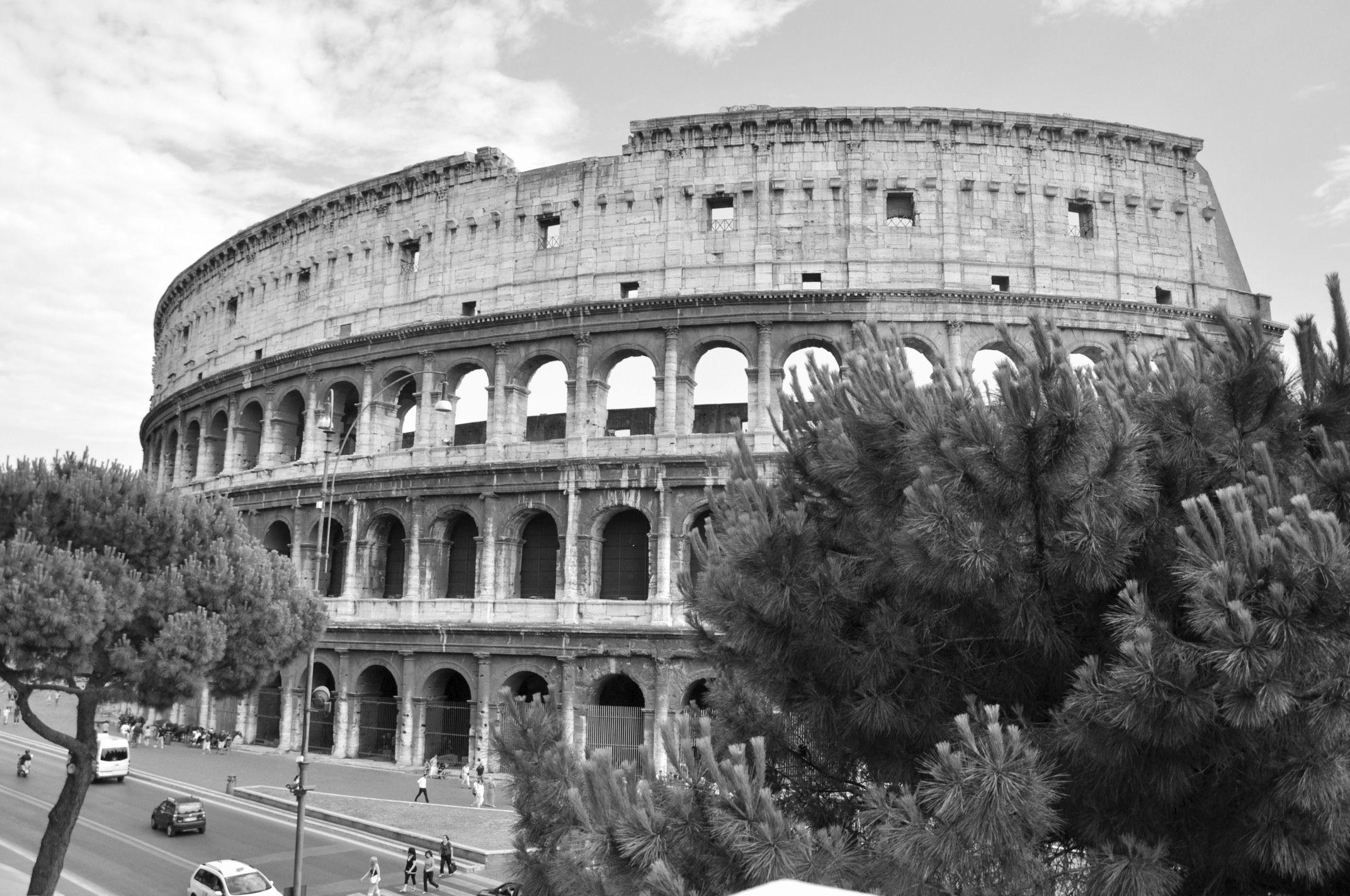 Occhi su Roma